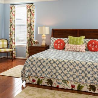Traditional Bedroom, Richmond